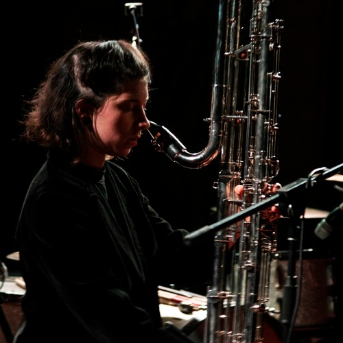 Live at ISSUE Project Room – December 1st, 2018 – contrabass clarinet and electronics