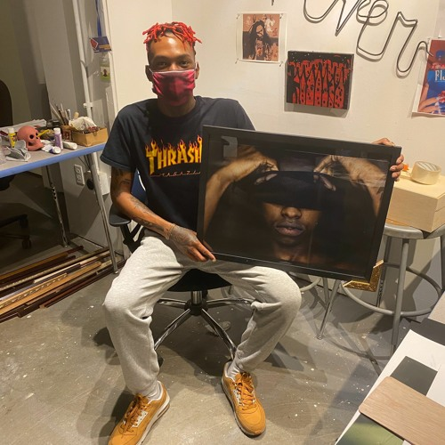 Black Art Matters: Kenyatta Bosman