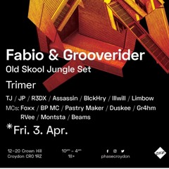Phase x Pick 'n' Mix Present : Fabio & Grooverider [Promo Mix] (EVENTS CANCELLED)