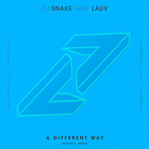 A Different Way (DEVAULT Remix) [feat. Lauv]