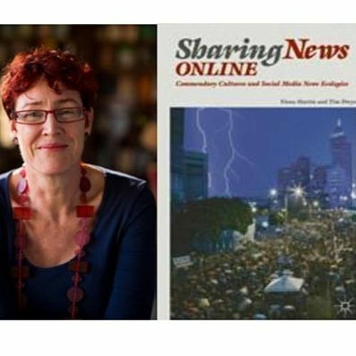 """Media@Sydney 13-03-20 """"Sharing News Online"""""""