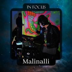 Malinalli - Live Set - Brahmasutra In Focus #006