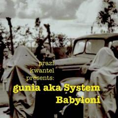 Gunia (aka System Babyloni) prod. Riddiman