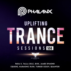 DJ Phalanx - Uplifting Trance Sessions. EP. 556 [12.09.2021]