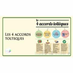 Les 4 Accords Toltèques