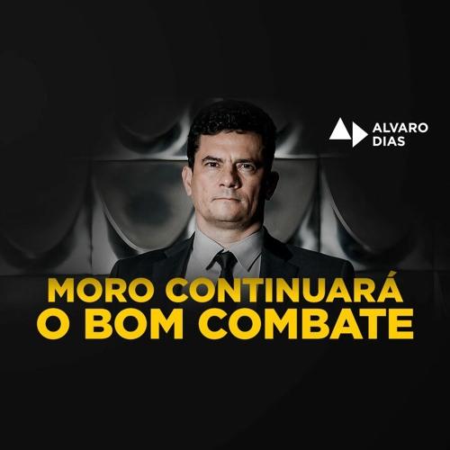 Senador Alvaro Dias se manifesta sobre a demissão do Ministro Juiz Sergio Moro