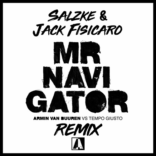 Mr. Navigator (SALZKE & Jack Fisicaro Remix)