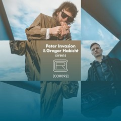 PREMIERE: Peter Invasion & Gregor Habicht - Bowery 559 (Each Other Remix)