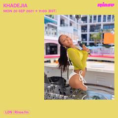 Khadejia - 20 September 2021