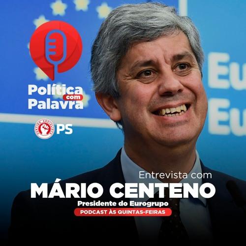 Podcast Política com Palavra: Entrevista a Mário Centeno