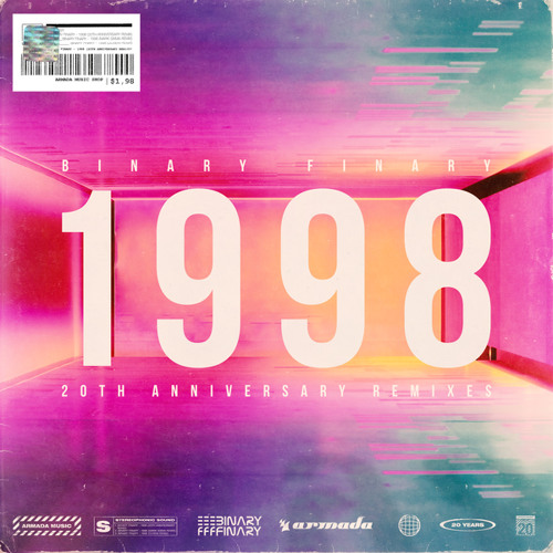 Binary Finary - 20th Anniversary Remixes ile ilgili görsel sonucu