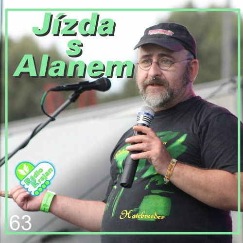 Jízda s Alanem 63 - host: Johny Havelka / Tajfun