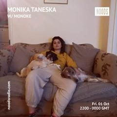 Monika Taneska 030: w/ Monoke