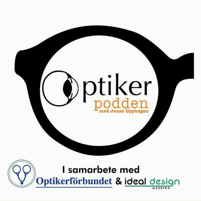 Avsnitt 25 - Del 2 - Patienter med synbesvär efter covid-19 med Jan Johansson