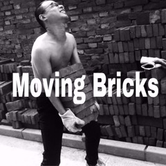 "moving bricks just like landscape FT ""Feel Alone""(PROD Blank)"