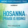 Hosanna (Praise Is Rising) (Original Key With Background Vocals)
