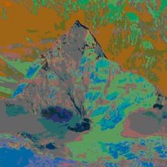 A Mountain Quaintly (naviarhaiku406)