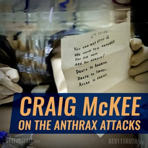 Craig McKee on the anthrax attacks
