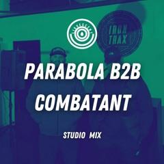 Parabola B2B Combatant - Studio Mix