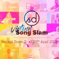 Reckitt Team 2 | Virtual Song Slam | 20 Apr 2021 | SongDivision