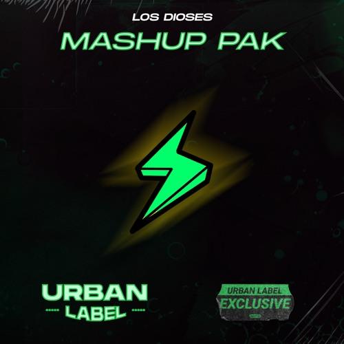 Los Dioses Mashup Pack! - Ozuna & Anuel AA / Álbum x6 Tracks / Urban Label /