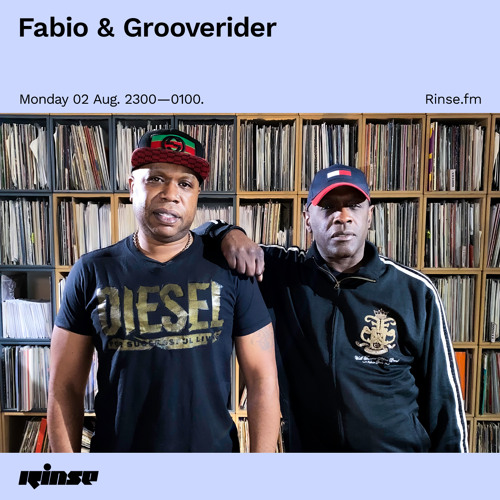Download Fabio & Grooverider - Rinse FM (02-08-2021) [Drum and Bass Show] mp3