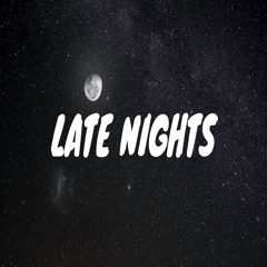 [FREE] (MELODIC) Juice WRLD Type Beat 2021 - ''LATE NIGHTS''   Rap/Trap Instrumental 2021