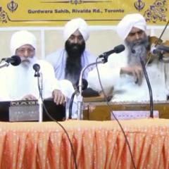 Har Kee Gath Nehi Kooo Jaanai | Sant Partap Singh Ji & Partap Brothers | Toronto Canada |