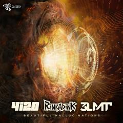 4i20 & Rinkadink & 3LMT - Beautifull Hallucinations (Original Mix)