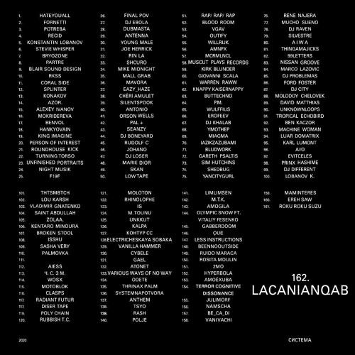система # 162 | LACANIANQAB