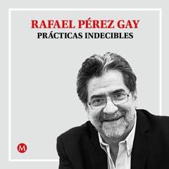 Rafael Pérez Gay. Dormir