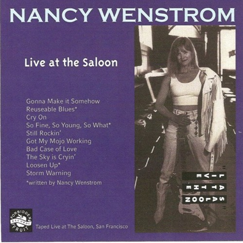 Nancy Wenstrom Live At The Saloon