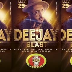 DJ Blast Live At Mexiville (Chattanooga, TN) - DJ Blast