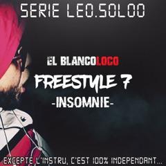 Série Leo.soloo : Freestyle 7 - Insomnie