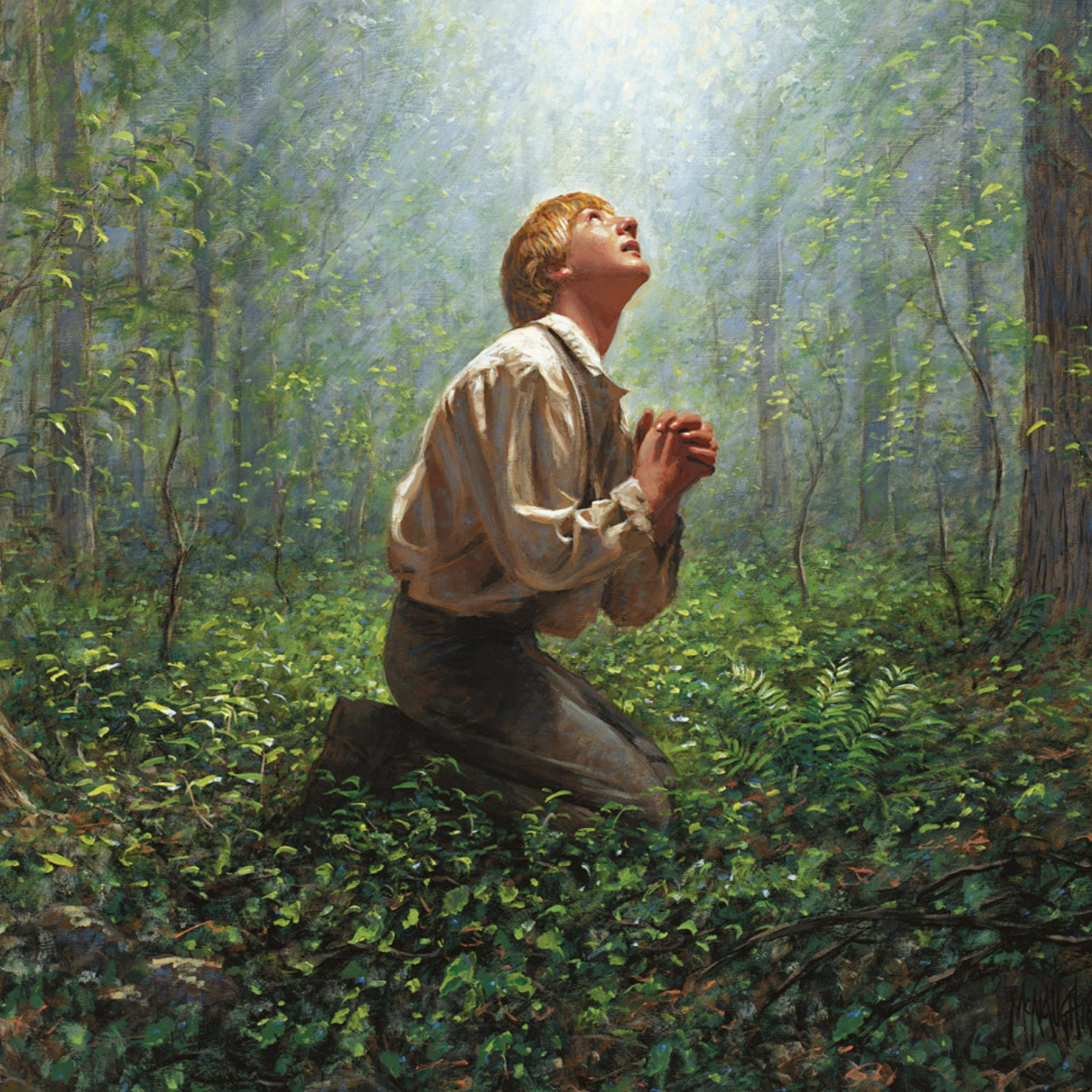 Why Could Joseph Smith Testify in...