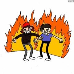 Fire Walks With Me (feat. NICKG) [Prod. Tiek]