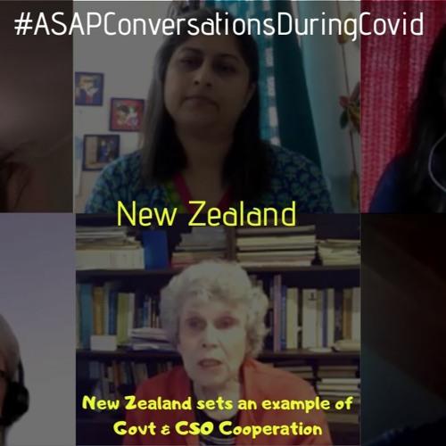 New Zealand Sets An Example Of Govt & CSO Cooperation' Dame Margaret, Dr Dr. Helen & Jackie Edmond