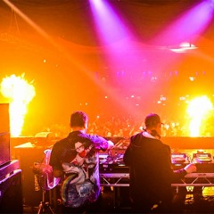 Will Atkinson B2B John Askew - LIVE From Rong, Victoria Warehouse, Manchester 09.11.21
