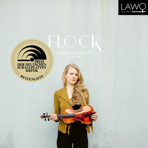 Doppelbelichtung für Violine und Samples mit Karin Hellqvist