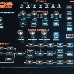 Blue Pool - Second version - Hydrasynth / TR-8s