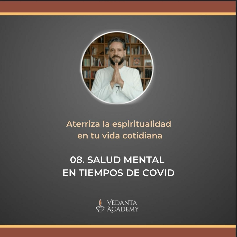 8- Salud mental en tiempos de covid