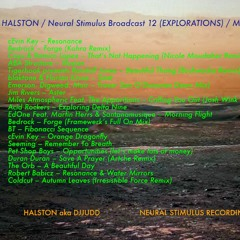 NSR Broadcast 12 (EXPLORATIONS) (March 21st 2021)