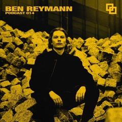 RP. 014 Ben Reymann