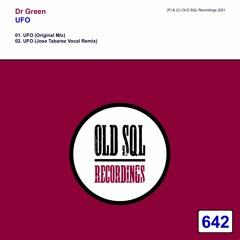 OLDSQL642 - Dr Green - UFO EP