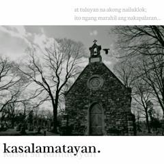 Kasalamatayan (kasal-sa-kamatayan)
