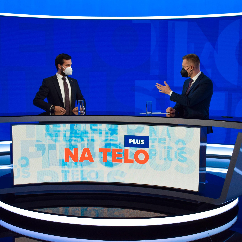 Na telo plus (16.3.): Juraj Šeliga