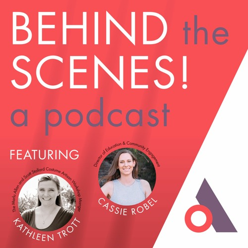 Behind the Scenes Episode 1: Meet the 2020/21 Costume Apprentices (No Cheese for Karen)