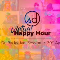Chapa De Rocks Jam Session | Virtual Happy Hour | 30 Apr 2021 | SongDivision