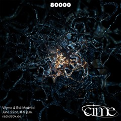 Cime w/ Wyme & Evil Medvěd on Radio 80000 (June, 22nd, 2021)