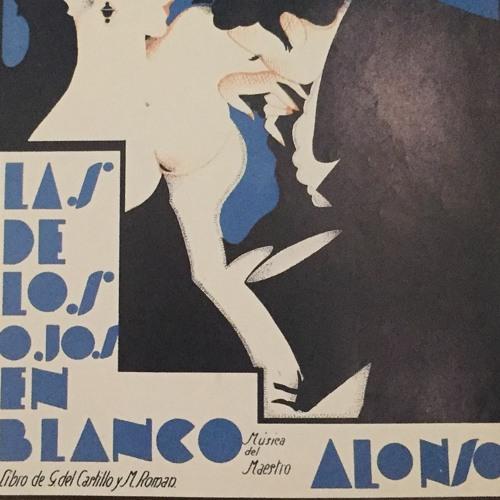 Las de los ojos en blanco (1934)